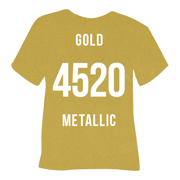 4520-S GOLD METALLIC