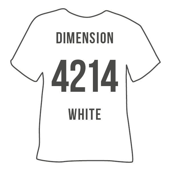 4214 DIMENSION WHITE