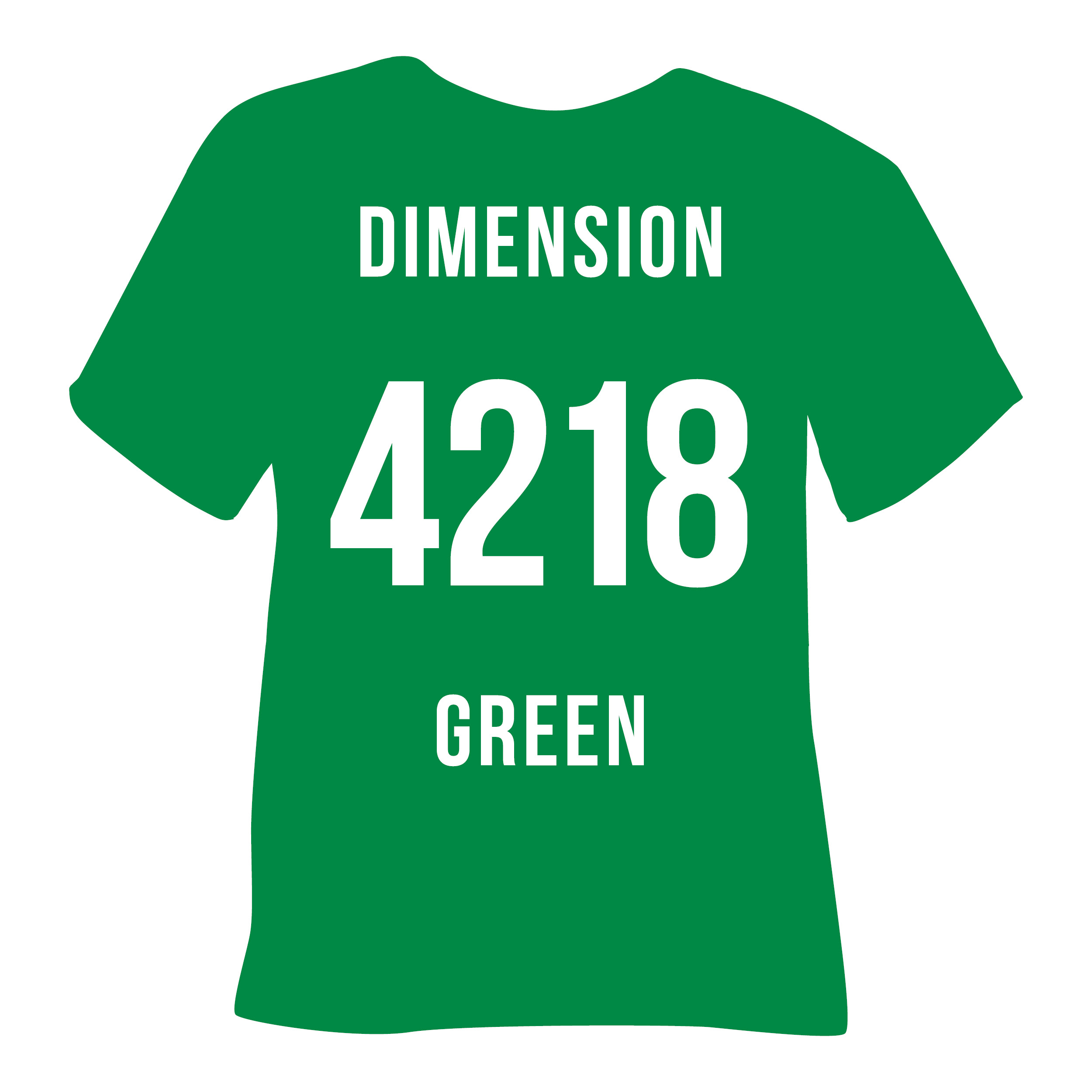 4218 DIMENSION GREEN