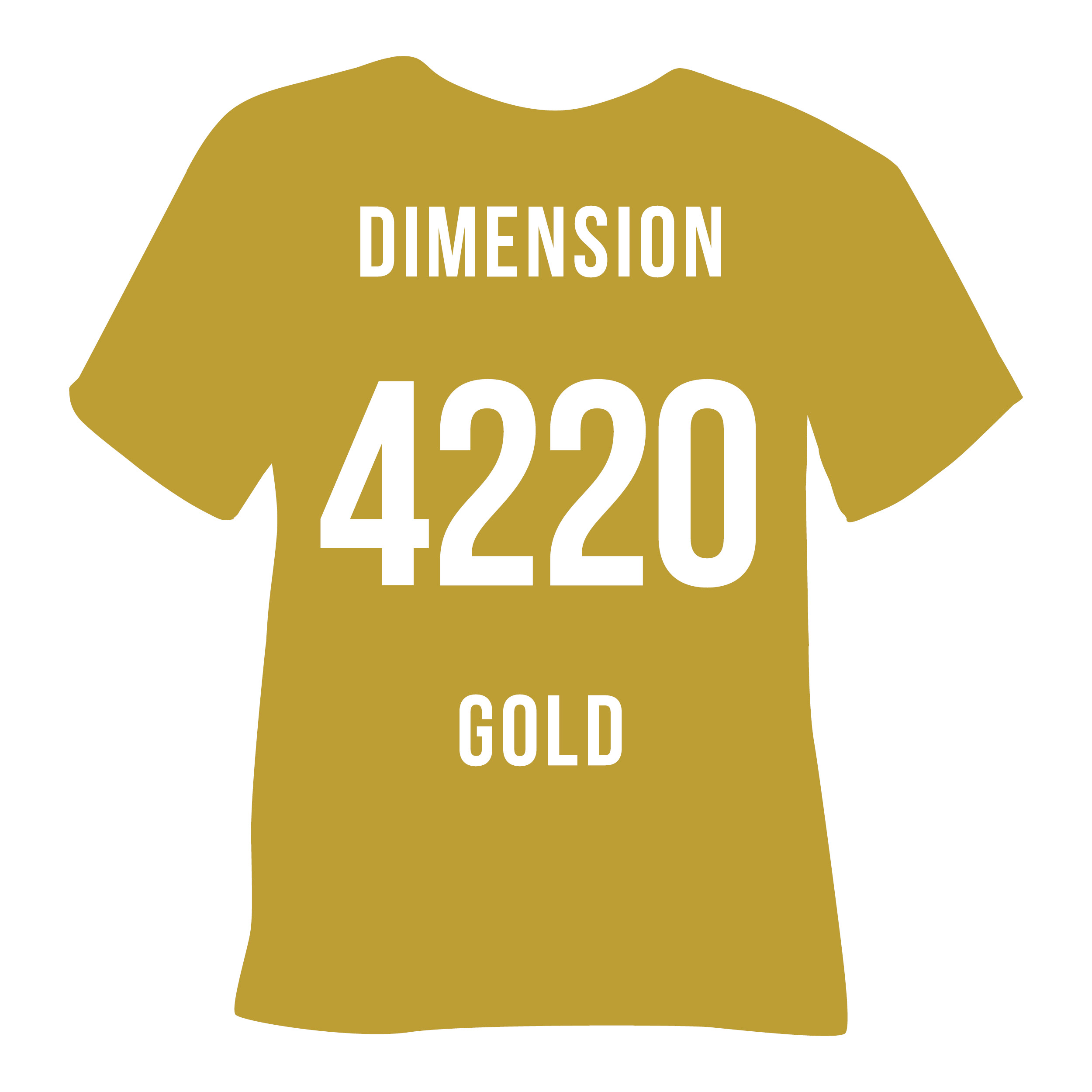 4220 DIMENSION GOLD