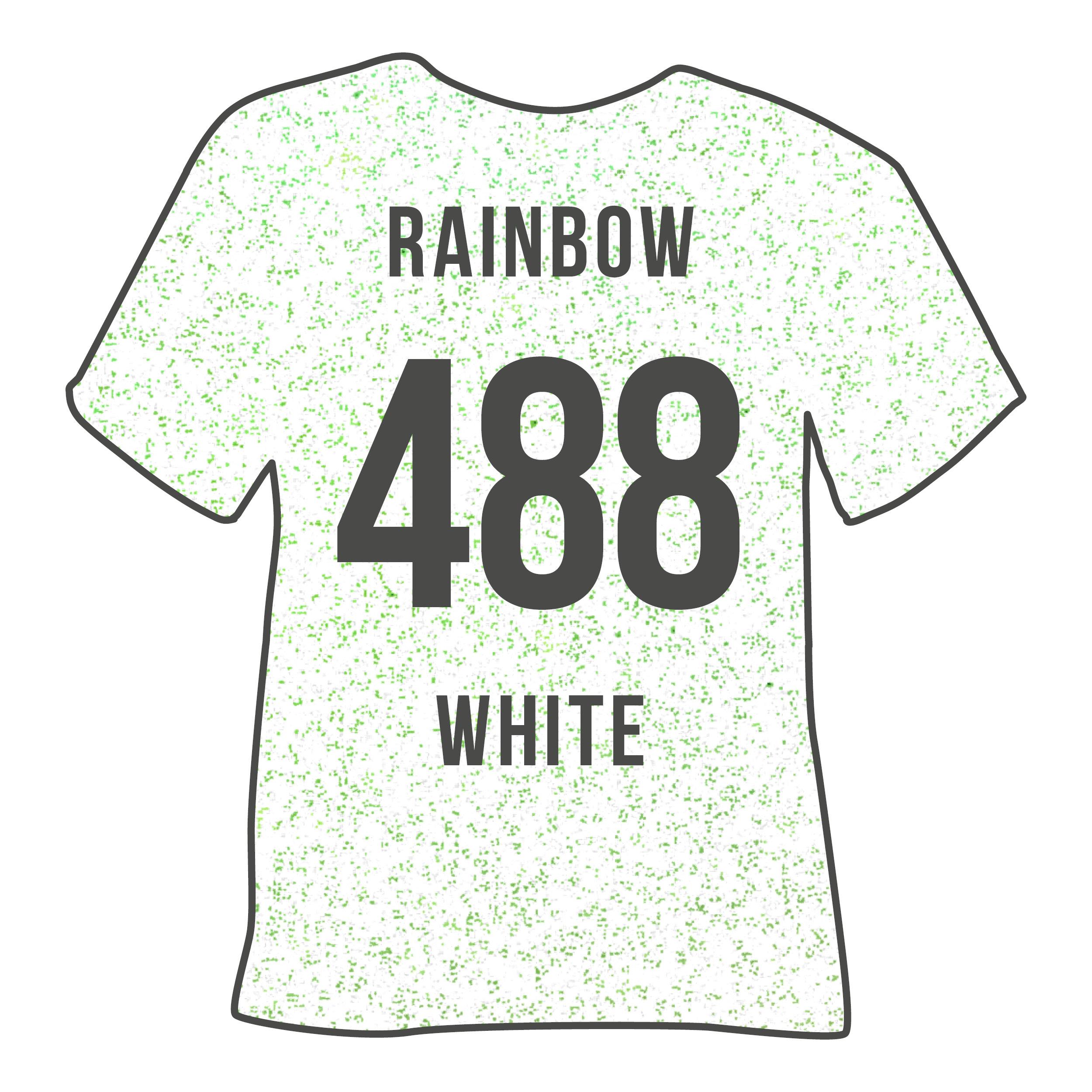 488 RAINBOW WHITE