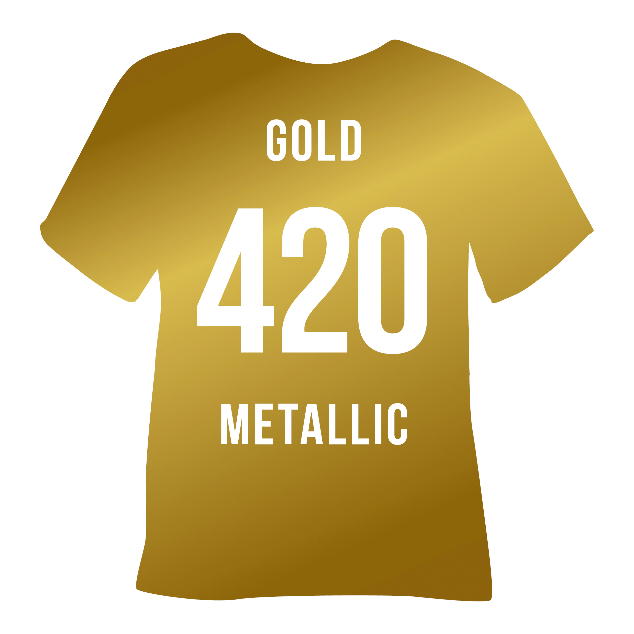 420 GOLD METALLIC