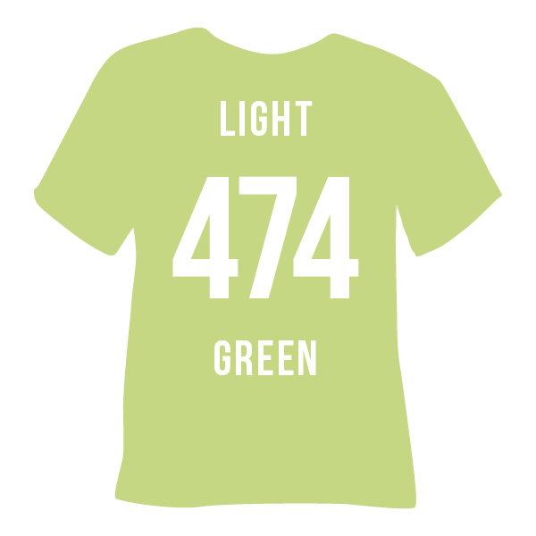 474 LIGHT GREEN