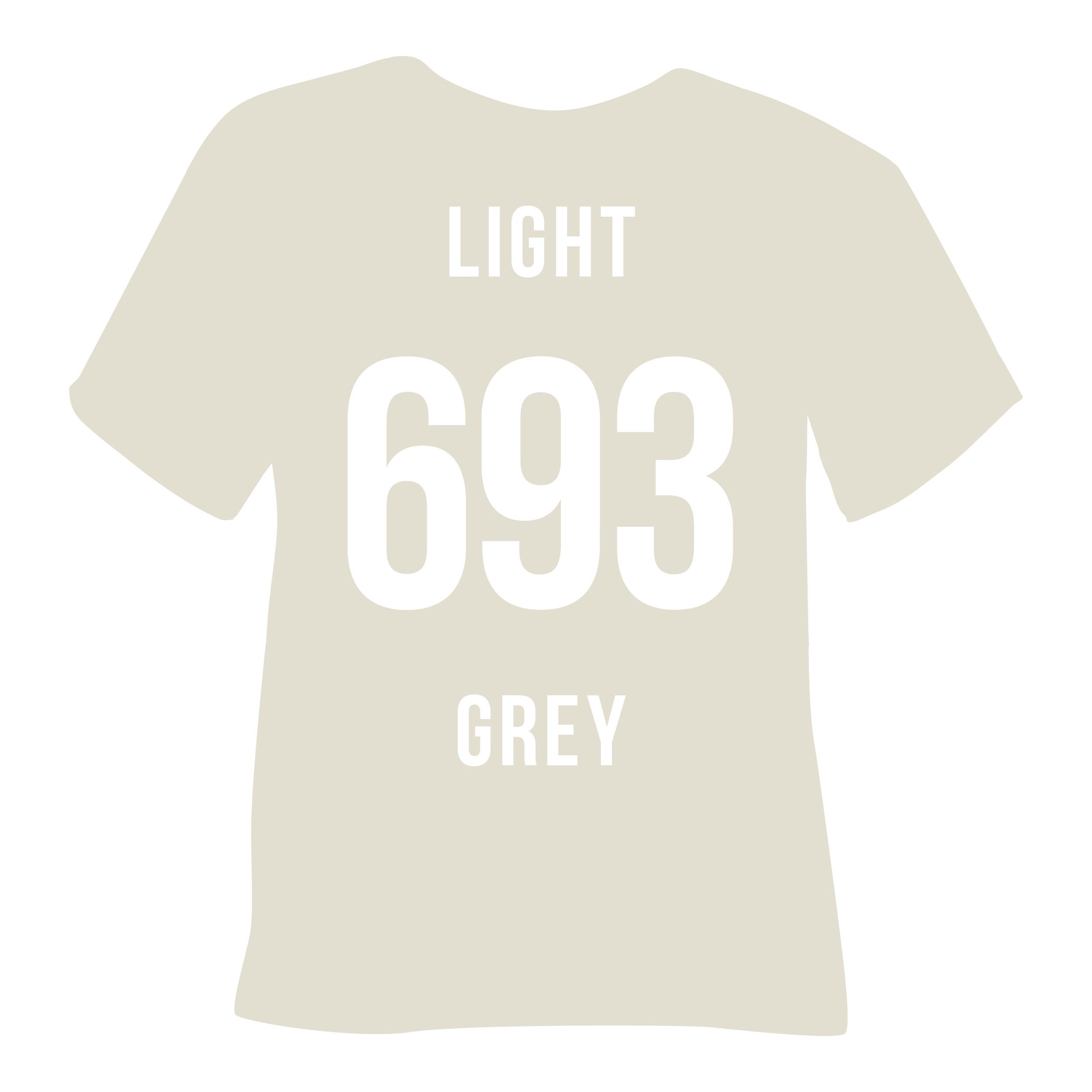 693 LIGHT GREY