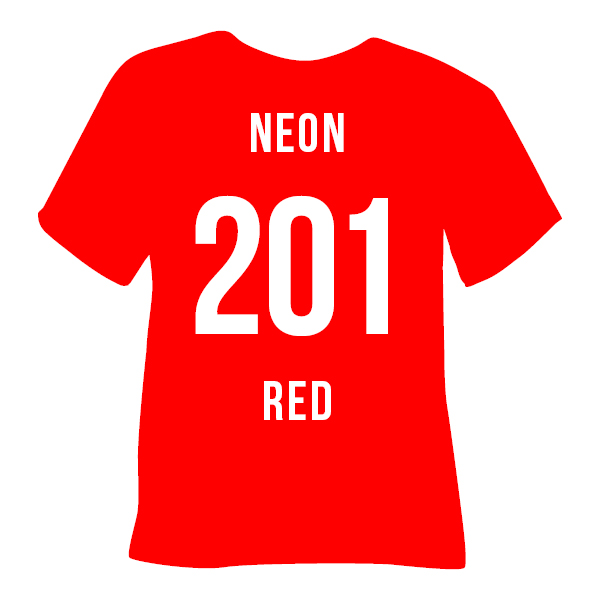 201 NEON RED