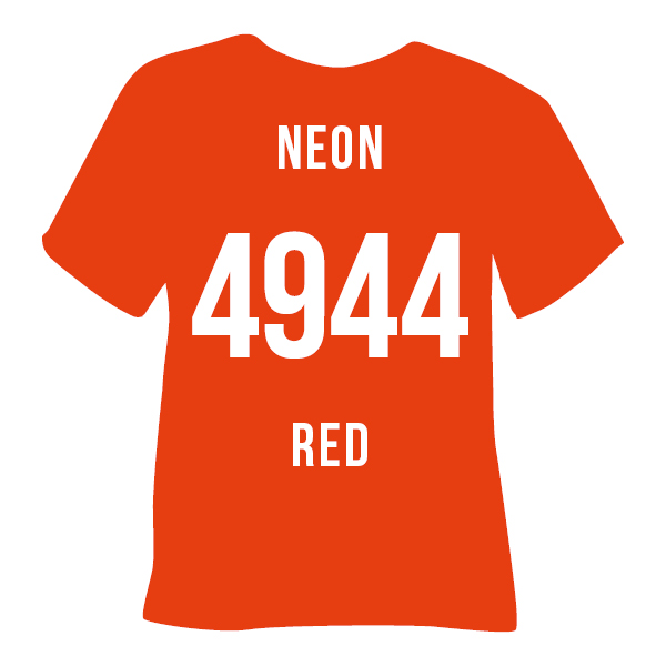 4944 NEON RED