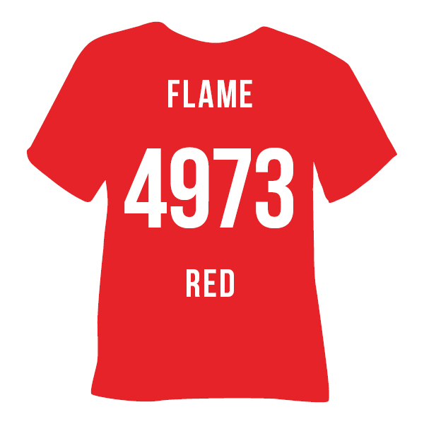 4973 FLAME RED