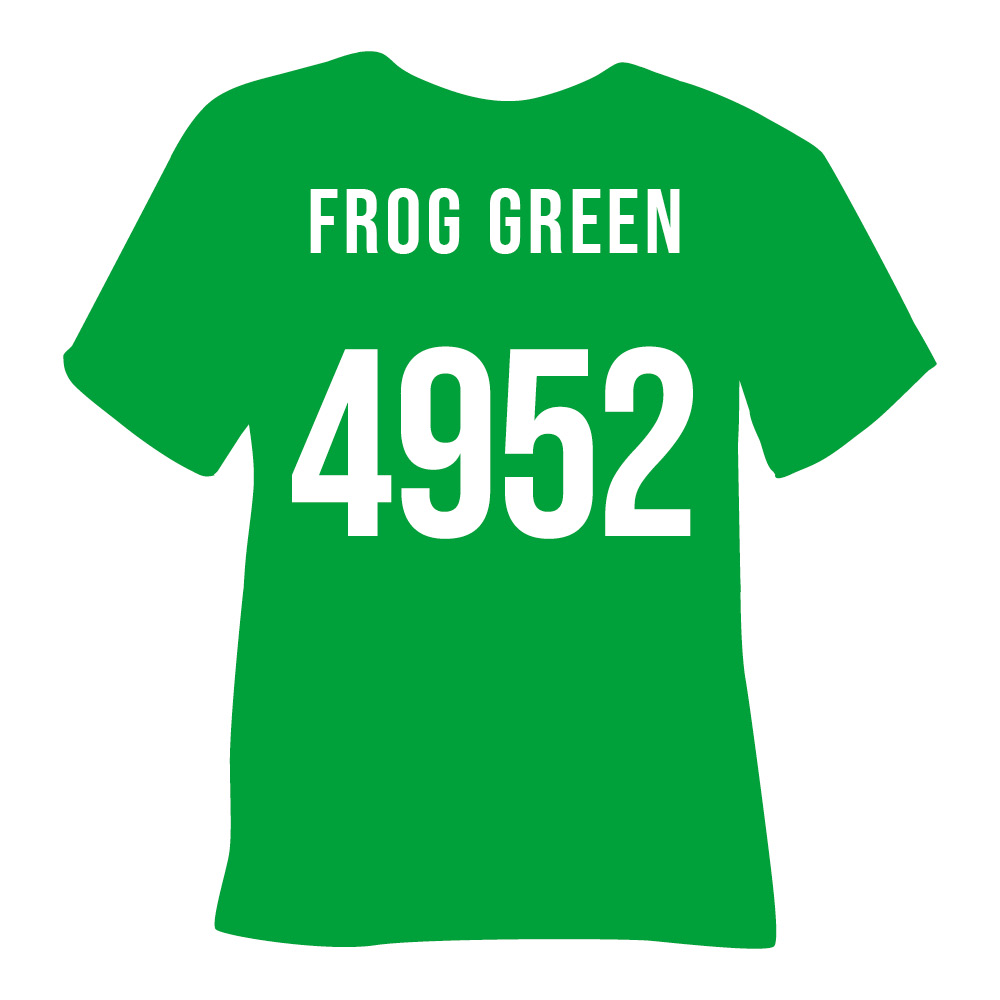 4952 FROG GREEN